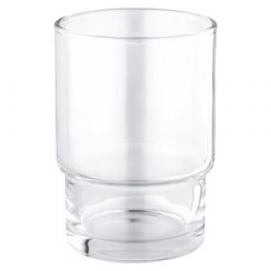 GROHE Essentials Kristal Cam Fırçalık